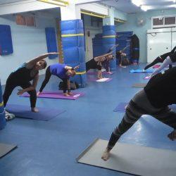 אימון יוגה פתח תקווה סטודיו נייס