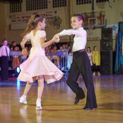 ריקודים לטינים וסלונים