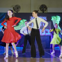 ריקודים סלוניים לילדים
