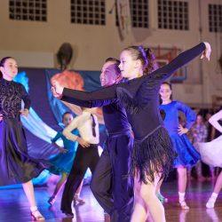 לימוד ריקודים לטיניים